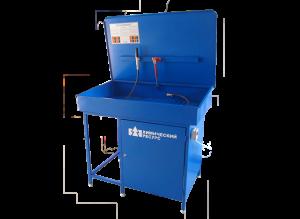 Одноуровневое устройство для промывки деталей «ЛИДЕР»